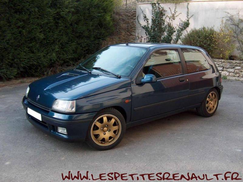 renault clio williams occasion belgique. Black Bedroom Furniture Sets. Home Design Ideas