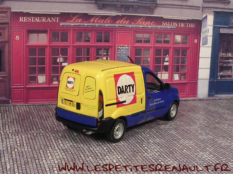 les petites renault renault kangoo tol e darty 1998. Black Bedroom Furniture Sets. Home Design Ideas