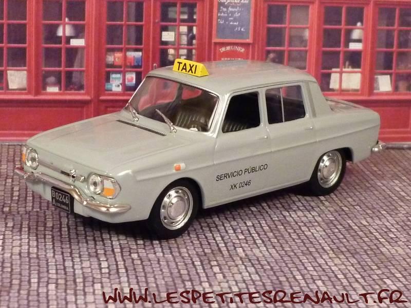 les petites renault renault 10 taxi 1967. Black Bedroom Furniture Sets. Home Design Ideas